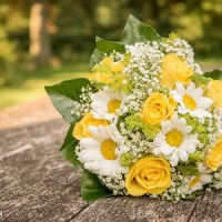 Braut-, Ansteck- und Wurfstauß in perfekter Kombination #hochzeitsblumen #22