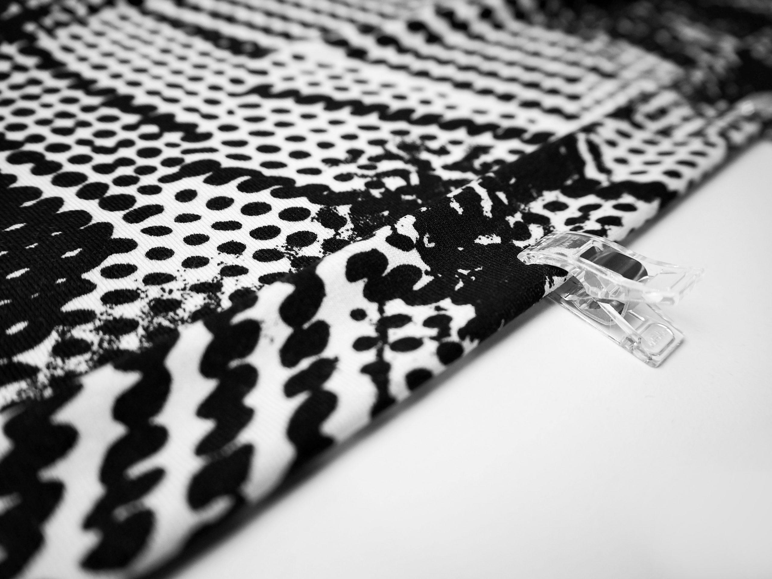 #minihack // Ärmelumschlag // T-Shirt FrauAmela von hedinäht