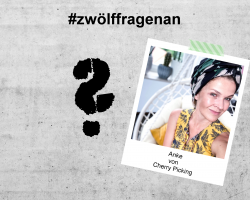LET'S TALK ABOUT – #zwölffragenan Anke von Cherry Picking