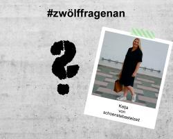 LET'S TALK ABOUT – #zwölffragenan Katja von schoenstebastelzeit
